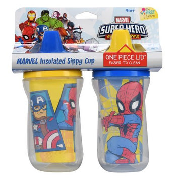 The Fist Years MARVEL Insulated Sippy Cup 9oz - 2pk