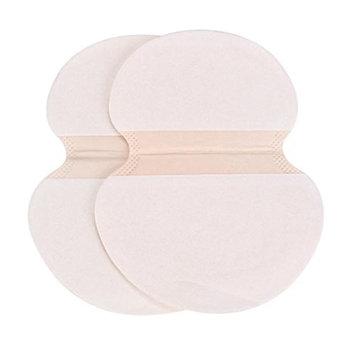KESEE 6pcs Pure Pads Antiperspirant Adhesive Underarm Pads