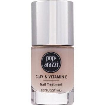 Pop-arazzi Nail Treatment, Clay & Vitamin E