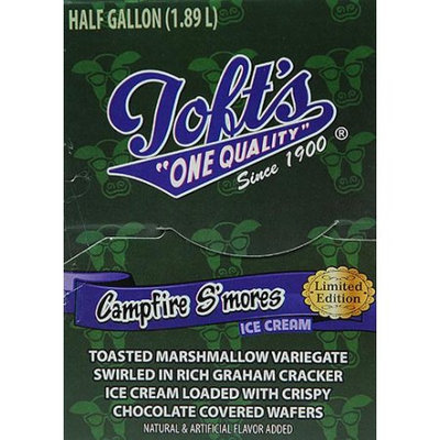 Toft Dairy Inc TOFT'S ONE QUALITY LIMITED EDITION ICE CREAM - 64oz