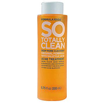 Formula 10-0-6 SO Totally Clean Deep Pore Cleanser -- 6.75 fl oz