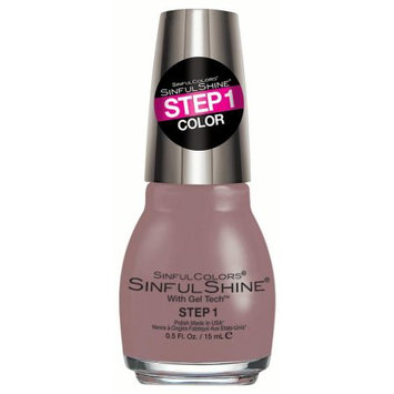 SinfulColors SinfulShine Nail Polish, Rebel, 0.5 Fl Oz