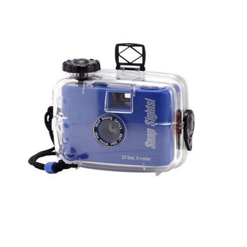 New Snapsights SS04 Underwater Camera Waterproof Scuba Dive Diving Sports 25 ft