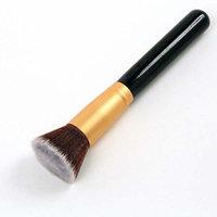 1pc Pink Powder Blush Foundation Brush Cosmetic Makeup Tool Kit for Women