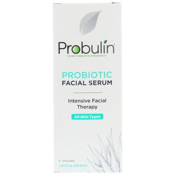 Probulin, Probiotic Facial Serum, Unscented, 1.01 fl oz (29.9 ml)