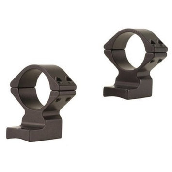 Talley 1 Inch Low Cooper 21 and 58 Kimber 22 and 84, Scope Mounts Black, 930749