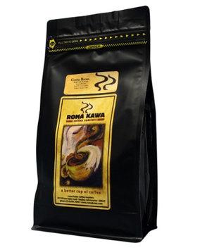 Roma Kawa Costa Rica Whole Bean Coffee 12oz