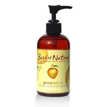 Apricot Kernel Body Oil -8 oz- 100% Pure & Natural - For Body & Hair!