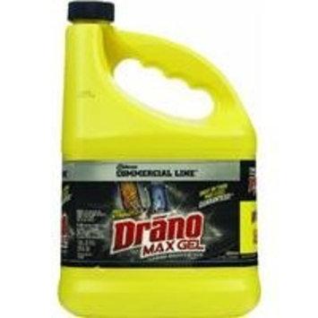 SC Johnson Wax Pro Strength Drano Max Gel, 128 Oz