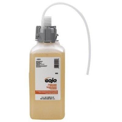 GOJO Industries 315-8562-02 Luxury Foam Antibacterial Handwash, CX 1500 mL Refill
