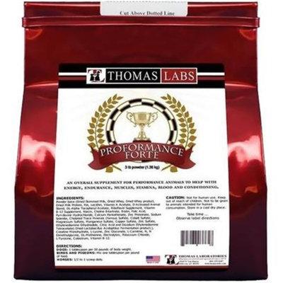 Thomas Labs Proformance Forte Powder [Options : 3 lb]