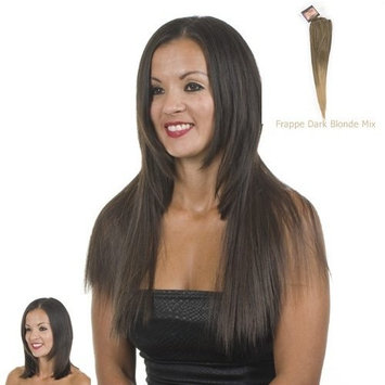 """Straight Blonde Clip In Hair Extensions 