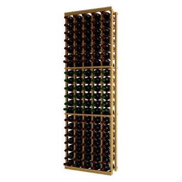 Wine Cellar Innovations Super Premium Redwood 105 Individual Bottle Rack