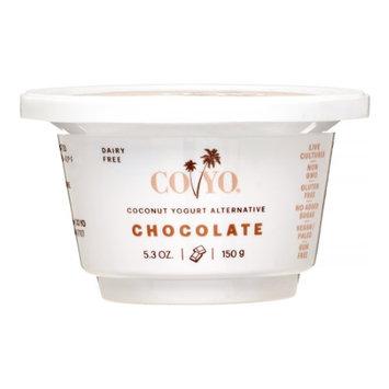 Coyo Coconut Yogurt, Chocolate, 5.3 Oz