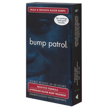 BUMP PATROL After Shave Treatment Sensitive Formula 2 oz