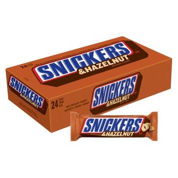 Snickers SNICKER'S Hazelnut, 1.76 oz, 24 Count
