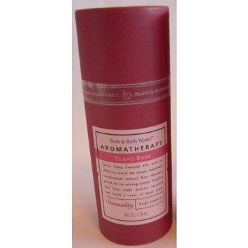 Bath & Body Works Aromatherapy Ylang Rose Sensuality Body Essence 4 fl oz (118 ml)