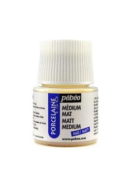 Pebeo Porcelaine 150 Mediums matte medium, 45 ml [pack of 5]