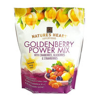 Nature's Heart Superfoods Goldenberry Power Mix Superfruit Snack 20 Oz.
