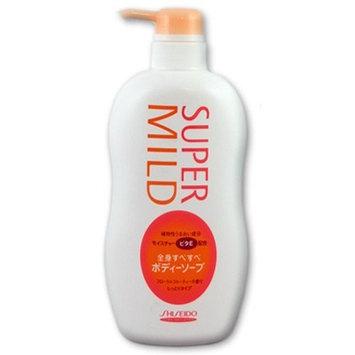 Shiseido Super Mild Floral Body Wash - 650ml