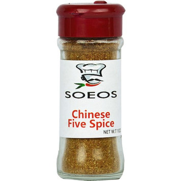 Soeos Culinary Chinese Five Spice, 1 oz