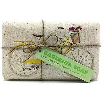 Castelbel Porto Gardenia Luxury Bath Soap Bar 10.5 ounces