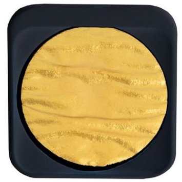 Alvin F0620 Artist Mica Watercolor Pan Refill - Gold