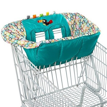 Bright Starts Tag N' Go Tiny Toucan Shopping Cart Cover