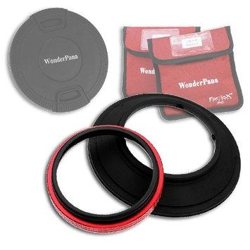 Fotodiox WP145-Core-KR14-Cap WonderPana Filter Holder for Various 14mm Full Frames & Ultra Wide Angle Lens Filter Adapter