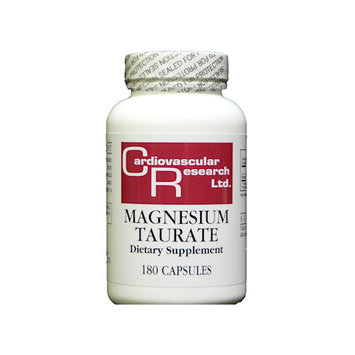 Ecological Formulas, Magnesium Taurate 125 mg 180 caps