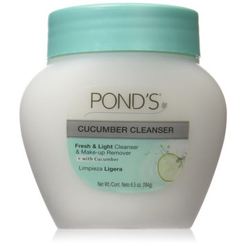 Pond's Cool Cucumber Classic Deep Cleanser & MakeUp Remover, 6.5 Oz (Pack of 2)