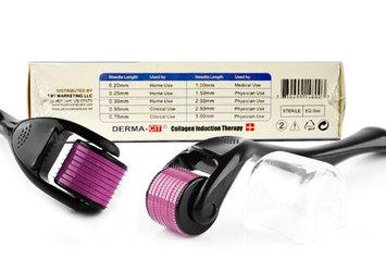 DERMA-CIT Micro Needle Titanium Skin Derma Roller (540 Pin) 1.0mm