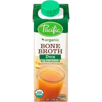 Pacific Foods Organic Bone Broth, Duck, 8-Ounces