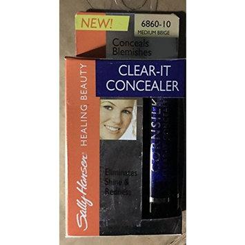 Sally Hansen Healing Beauty Clear-it Concealer Medium Beige 6860-10