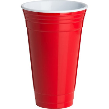 Trudeau Red Party Cup 32oz - Single