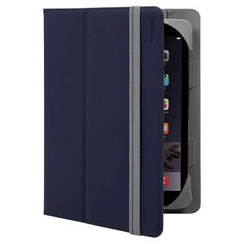 Targus Fit N' Grip 360 Degree Cover for 9-10-Inch Tablet - Blue