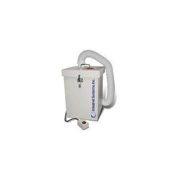 INTEGRAL SYSTEMS DUST COLLECTOR V808 INDUSTRIAL STANDARD