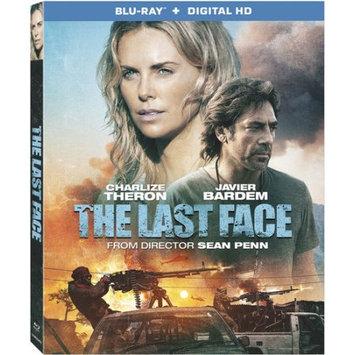 Lionsgate Last Face Blu-ray