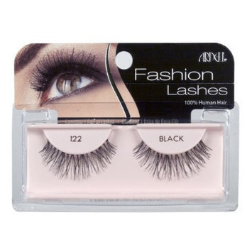 Ardell Fashion Lashes # 122 Black by Ardell