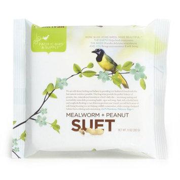 Pacific Bird & Supply Co Inc 2 Packs MEALWRM PEANUT SUET