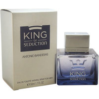 King Of Seduction By Antonio Banderas Edt Spray For Men 1.7 Oz