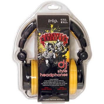 iHip Marvel Comics Extreme DJ-Style Headphones - Iron Man