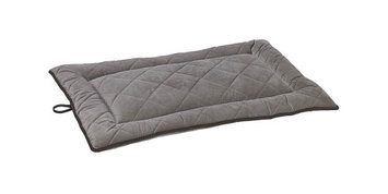 Bowsers Pet Products Bowsers Cross Country Quilted Mat Pebble, Size: Large