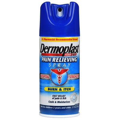 Moberg Pharma North America Medtech Products Inc Dermoplast Pain Relief Spray 2.75 Oz.