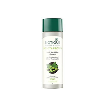 Biotique Fresh Balancing Shampoo - Soya Protein 210ml
