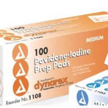 Prep Pad Povidone Iodine - Item Number 1108-EA - 1 Each / Each