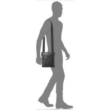 Men's National Leather Crossbody Bag