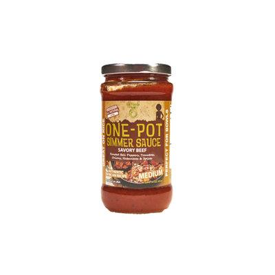 Iya Foods Llc One-Pot Simmer Sauce/ 16 OZ - Medium