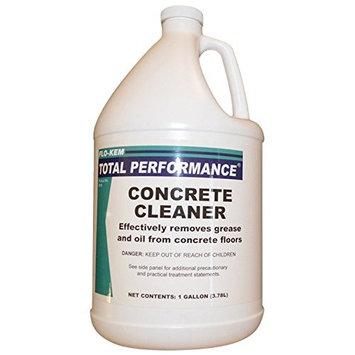 Flo-Kem 0018 Heavy Duty Concrete Floor Cleaner, 1 gal