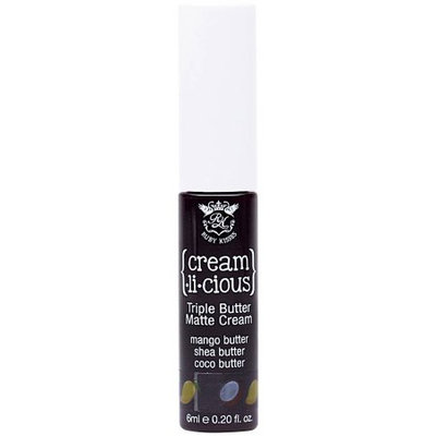 Ruby Kisses Cream Licious Triple Butter Matte Lip Cream - RSMC07 Sipping Wine